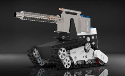 智能消杀防疫机器人CSP-XS100
