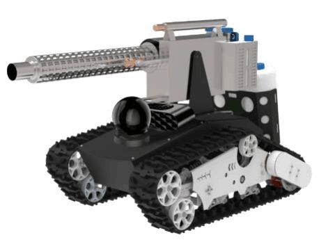 智能消杀防疫机器人CSP-XS101